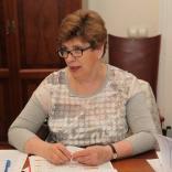 Старший тренер юниорской сборной команды по санному спорту Вера Бардина
