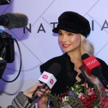 Наталия Гарт, основатель Модного дома, ГУМ, 19.11.2018