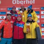 Этап Кубка мира по санному спорту в Оберхофе (Германия) (фото Р. Сикмашвили)