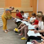 Занятия с преподавателем английского языка