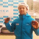 Семен Павличенко - заслуженный мастер спорта