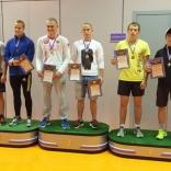 Победители среди двухместных экипажей