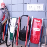 Татьяна Иванова - чемпионка Европы по санному спорту в Парамоново!