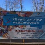 Спартакиада учащихся 2015