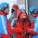 Чемпионат мира по санному спорту. Россияне в соревнованиях двоек