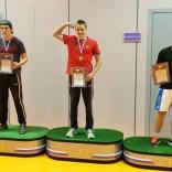 Победители в мужской дисциплине