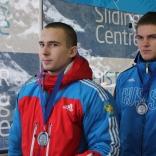 Серебряные призеры Евдокимов/Грошев