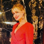 Наталия Гарт на вручении премии
