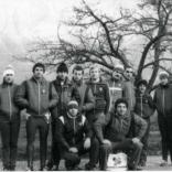 Инсбрук тренировочные сборы 1982
