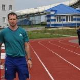 Виктор Кнейб - тренер сборной России