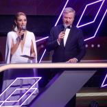 Ведущие церемонии Татьяна Навка, Владислав Пельш