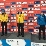 Татьяна Иванова - бронзовый призер этапа в Винтерберге