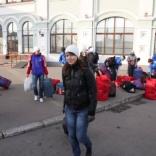 Сборная России по санному спорту вернулась со сбора в Сигулде